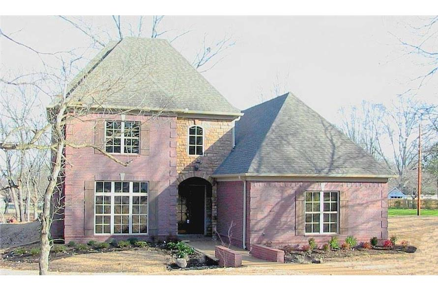 Color Photo of this house plan