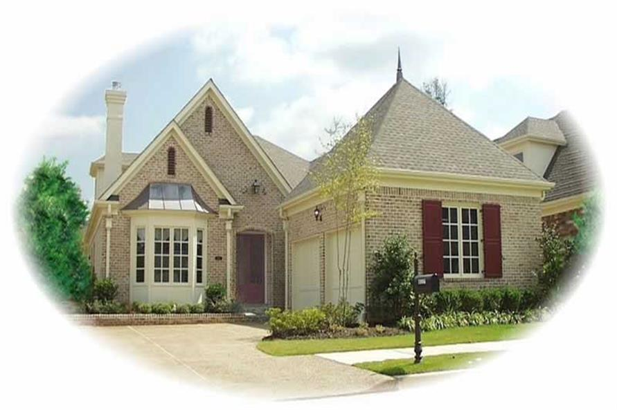 Main image for house plan # 10904