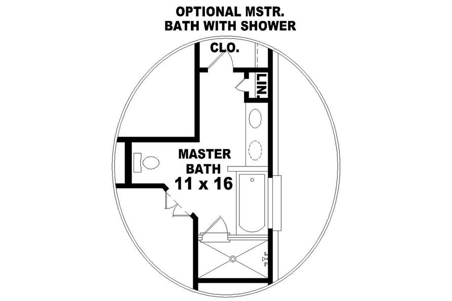MASTER BATHROOM OPTION