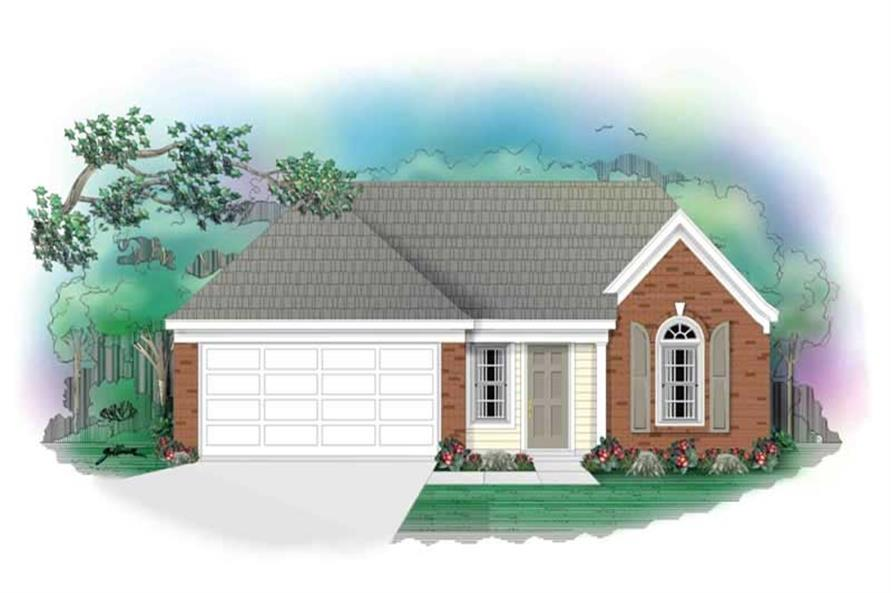 Main image for House Plan #170-2843