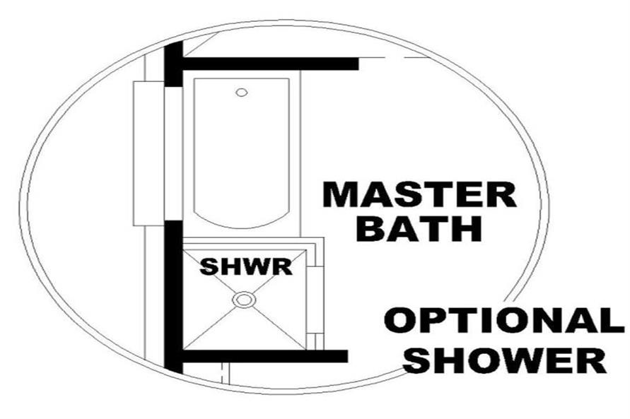 MASTER BATHROOM OPTION