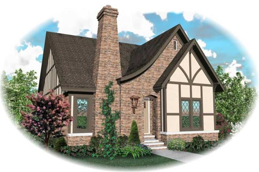 Main image for house plan # 10276