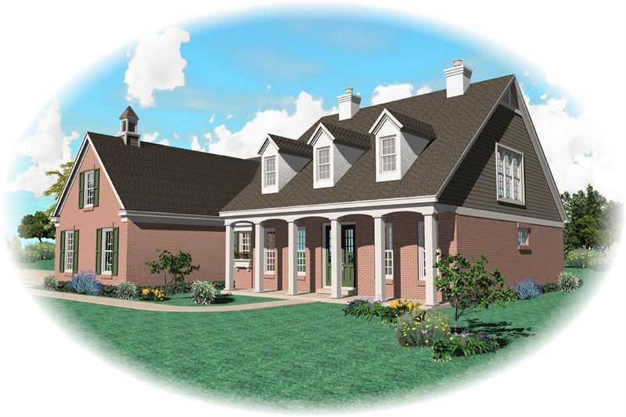 HOME PLAN FRONT IMAGE