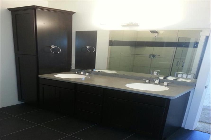 187-1003: Home Interior Photograph-Bathroom