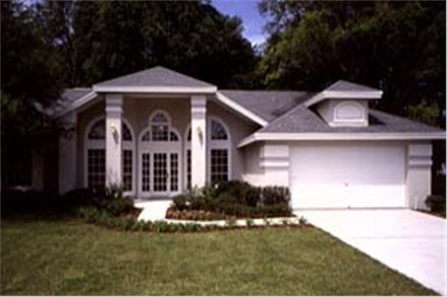 190-1006: Home Exterior Photograph