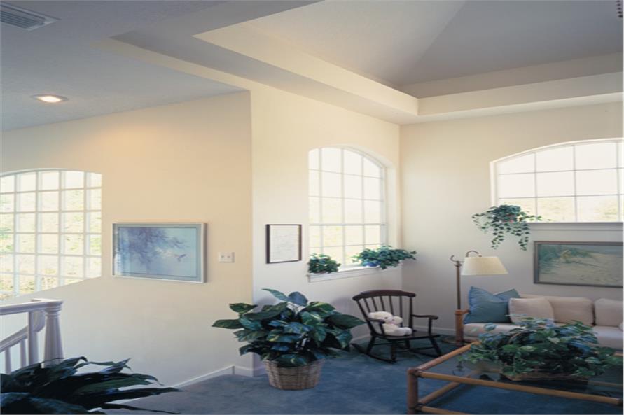 190-1018: Home Interior Photograph-Sitting Room