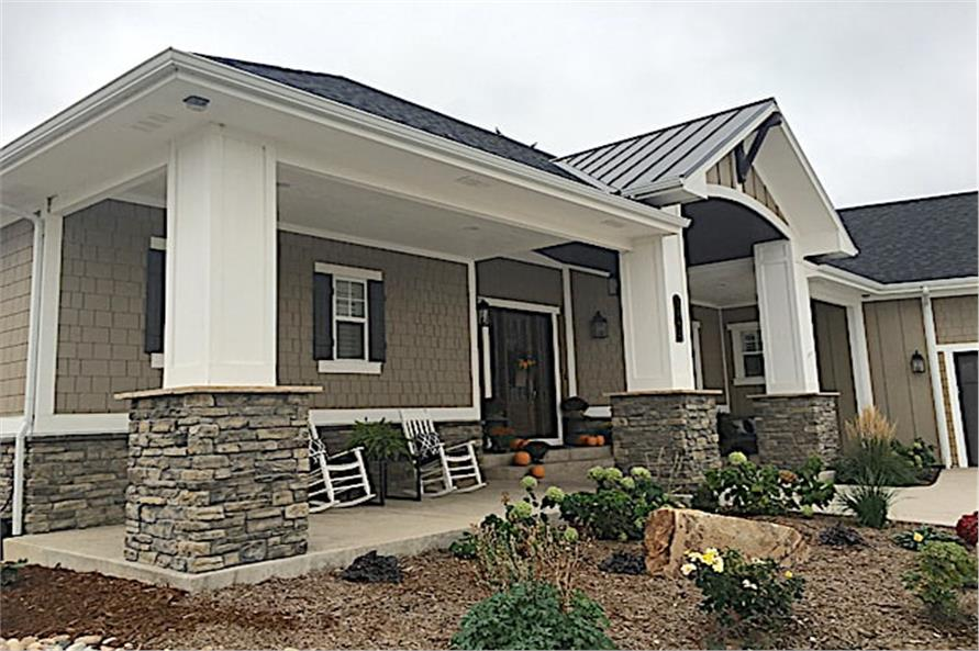 Porch of this 2-Bedroom,2605 Sq Ft Plan -2605