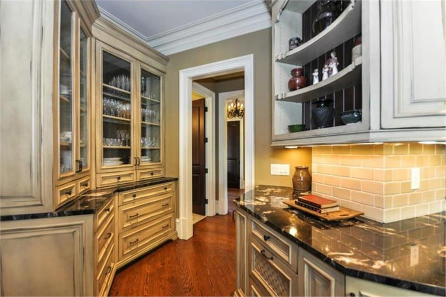 Kitchen: Pantry of this 4-Bedroom,3773 Sq Ft Plan -3773