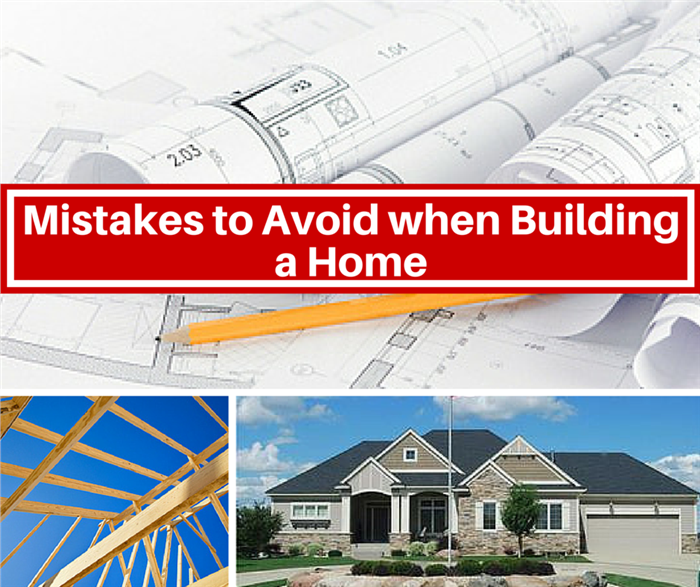 3 photos illustrating the home building process