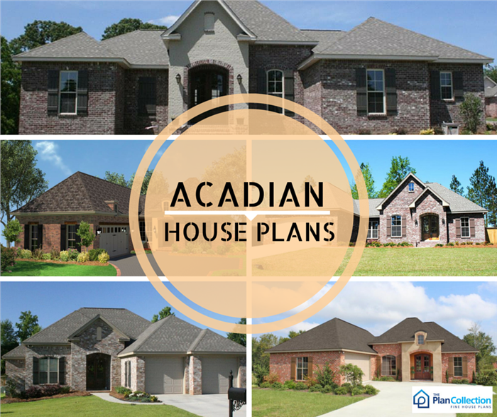Acadian Style Home Design