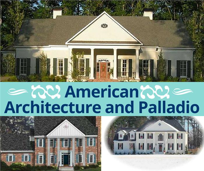 American Architecture and Palladio