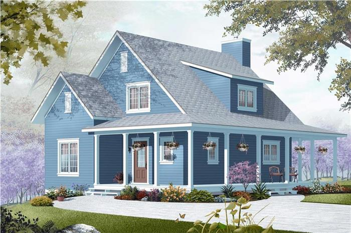 Country House Plan