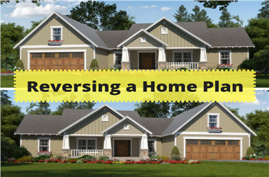 Article Category How to Reverse a House Plan – Right Reading Reverse Option