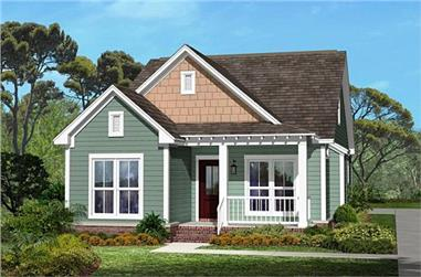 Popular Collection Small House Plans