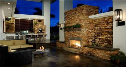 TPC style Outdoor Living House Plans