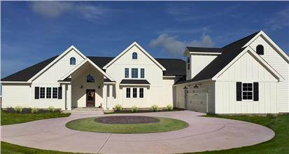 TPC style Ample Storage Area House Plans