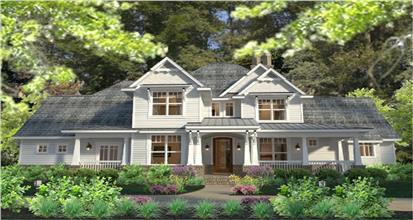 TPC style Tennessee House Plans
