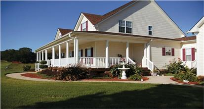 TPC style Virginia House Plans