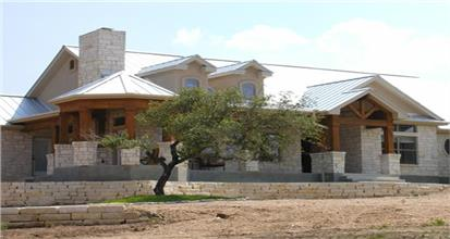 TPC style Texas House Plans