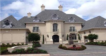 TPC style European House Plans