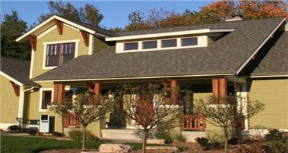 TPC style Craftsman House Plans
