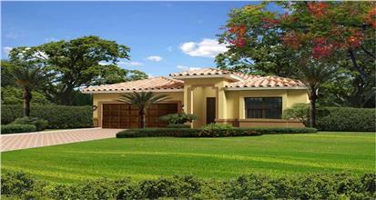 TPC style Florida Style House Plans