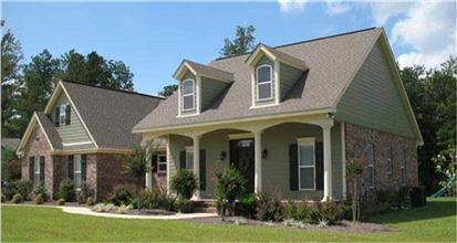 TPC style Southern House Plans