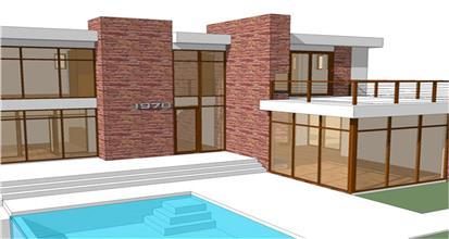 TPC style Modern House Plans