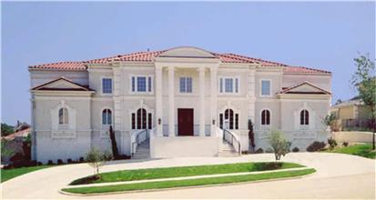 TPC style Historic House Plans