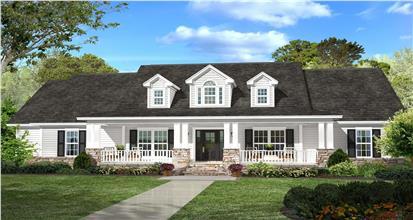 TPC style North Carolina House Plans