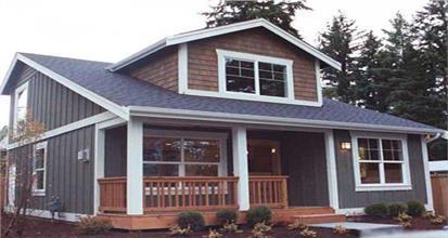 TPC style Bungalow House Plans