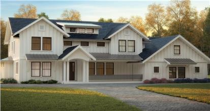 Gorgeous Transitional style home that is spacious and practical featuring 4 bedrooms and an open floor plan.