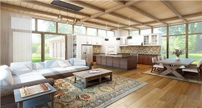 TPC style House Plans with Great Rooms