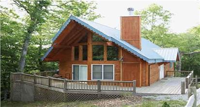 TPC style A-Frame House Plans