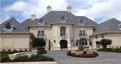 TPC style House Plans 4500-5000 Sq Ft