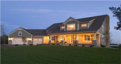 TPC style Farmhouse House Plans