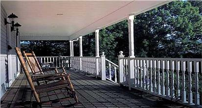 TPC style House Plans with Porches