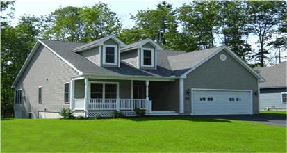 TPC style Cape Cod House Plans