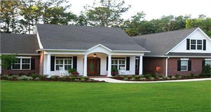 TPC style Ranch House Plans
